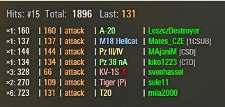 Aslain's XVM Mod 1 6 0 v01 | World of Tanks 1 6 0