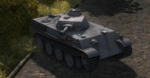 Aufklarerpanzer Panther 1