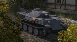 Aufklarerpanzer Panther