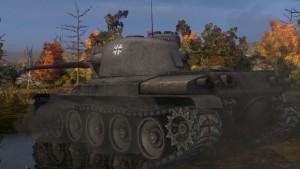 Indien Panzer 1