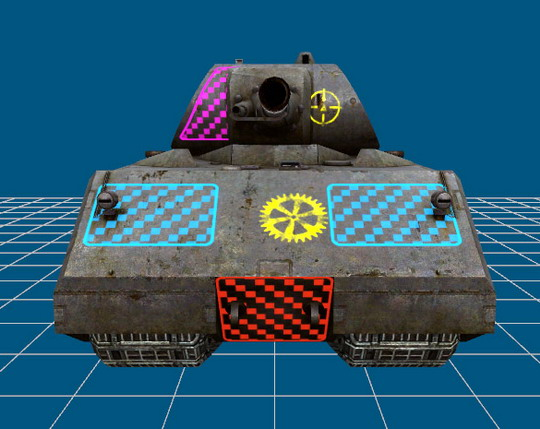 wot colored star mod