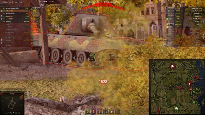 jimbos mod world of tanks