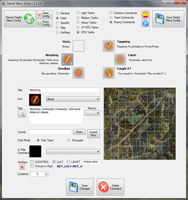 how to install crosshair mod in world of tanks