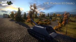GW Elefant (210mm)
