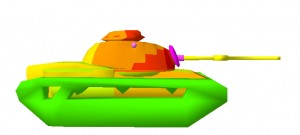armor model  3