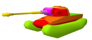 armor model indien panzer 1