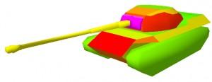 armor model leopard p a 4