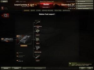 leoapard 1- modukes