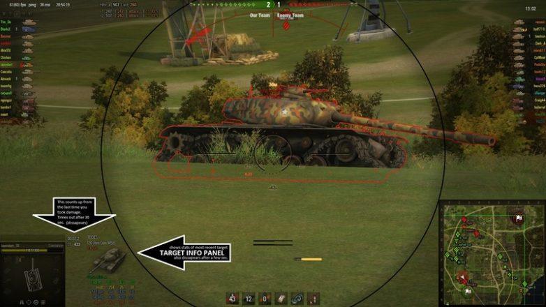 map draw world of tanks mod