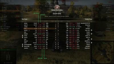 1 0] Benoz's XVM Config + mod v 1 for WoT | World of Tanks