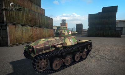Type 95 Ha-Go
