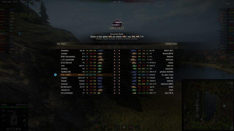 XVM   World of Tanks 1 6 0 2