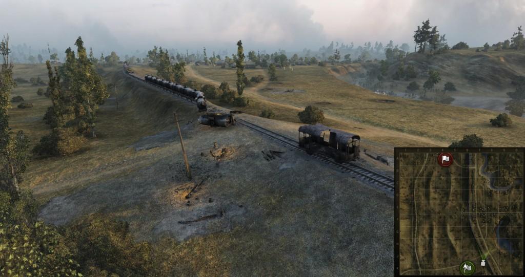 world of tanks radial mod
