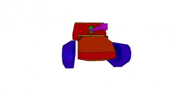Armor model 1