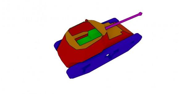 Armor model 2