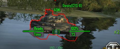 viseur pour world of tank