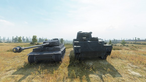 [O-I 100 и Tiger I]1