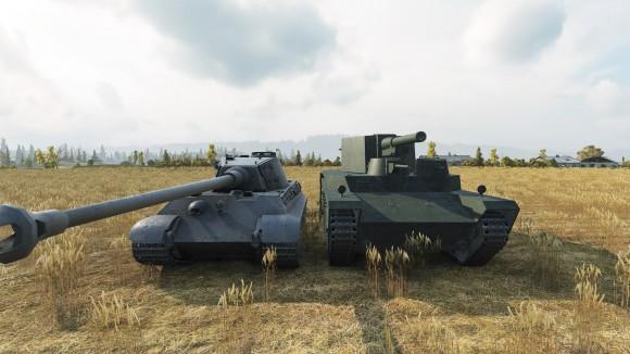 O-I 120 и Tiger II]1