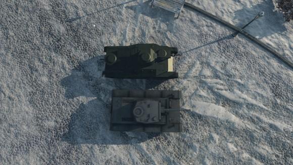 Type 95 Heavy и D.W. 2]1