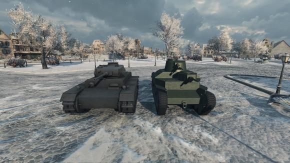 Type 95 Heavy и D.W. 2]2