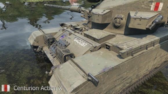 Centurion Action X1