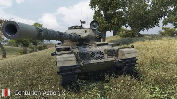 Centurion Action X3