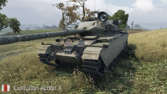 Centurion Action X4