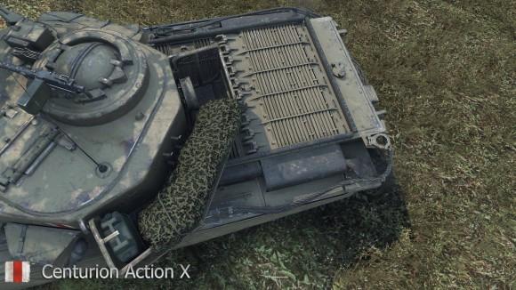 Centurion Action X5
