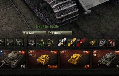 9 22] Aslain's Gold Premium Tanks | World of Tanks 1 6 0