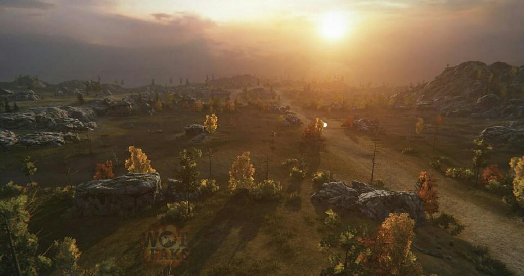 Screenshots World of Tanks with DirectX 11  | World of Tanks 1 6 0