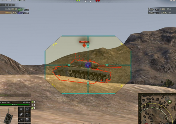 Scope  for WOT