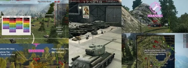 1 6 0] webium's modpack v01 | World of Tanks 1 6 0